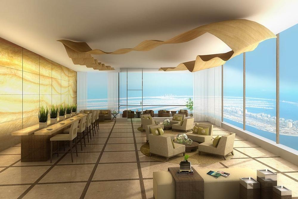 Элитная квартира в Дубае
