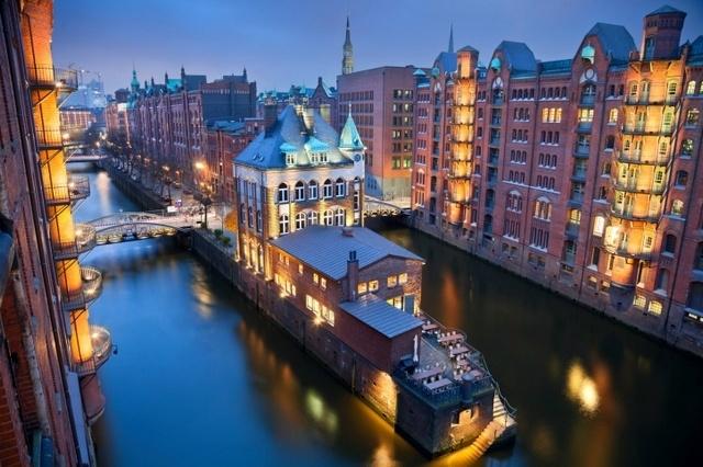 Бизнес недвижимость в Германии