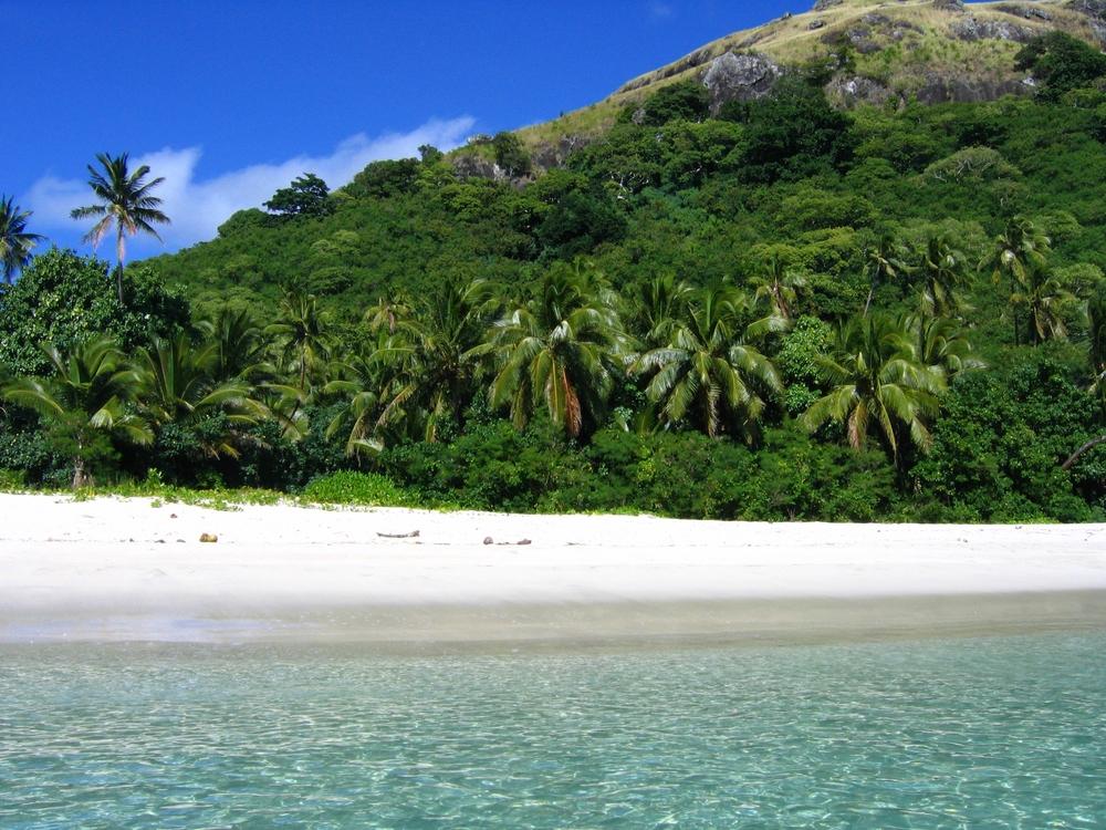 Пляжи на Фиджи