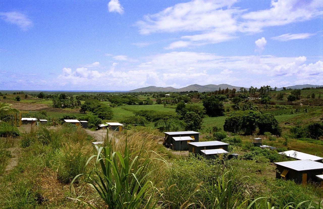 Горы на Фиджи