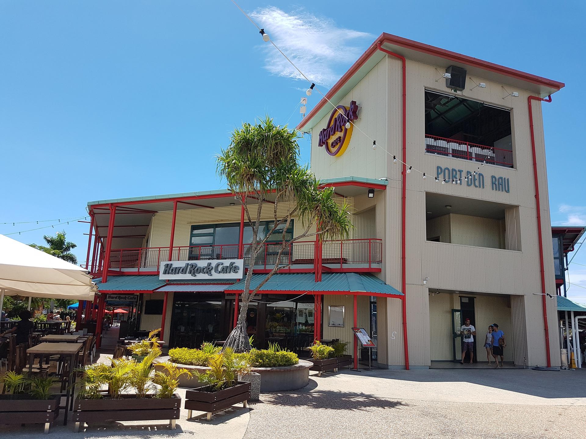 Хард Рок Кафе на Фиджи