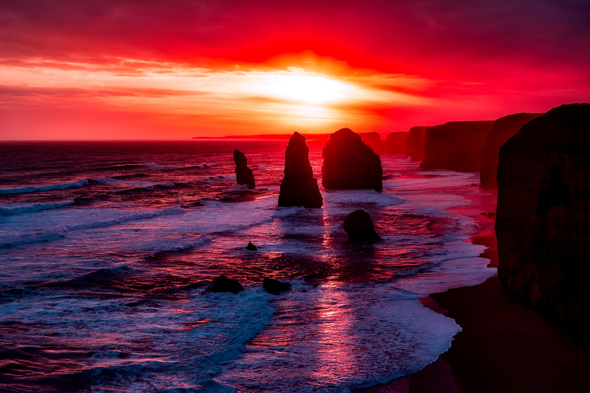12 Апостолов, Австралия