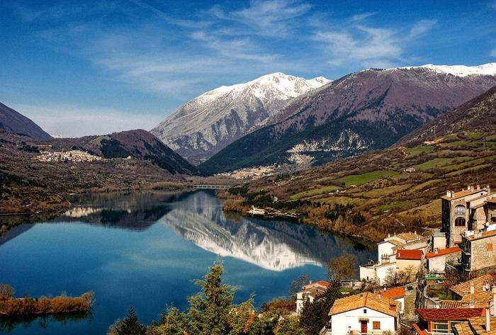 Абруццо в Италии фото