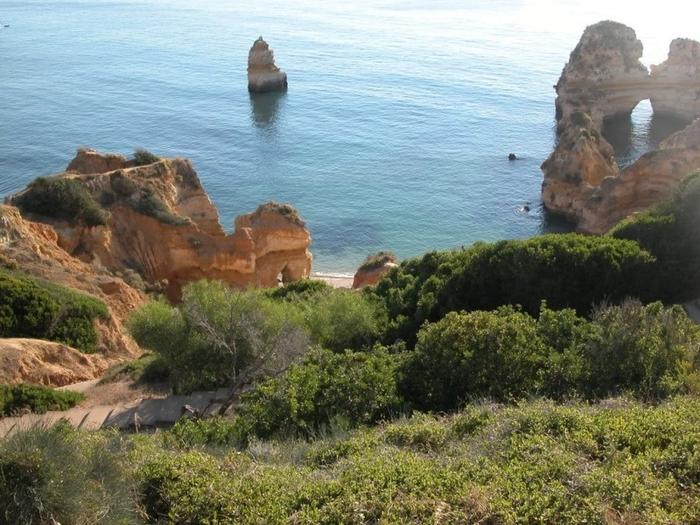 Алгарве в Португалии фото