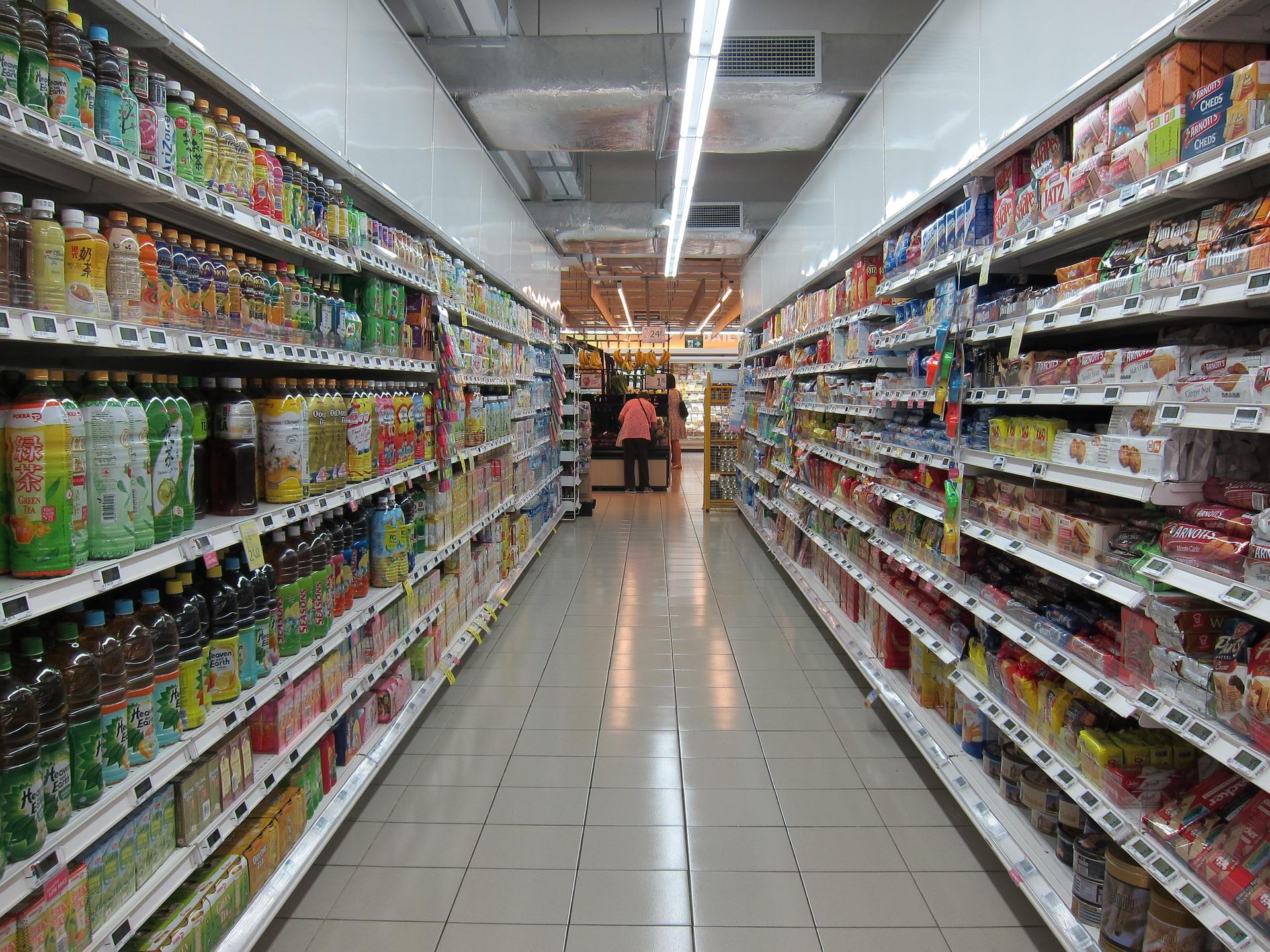 Покупка готового мини-маркета продуктов в России