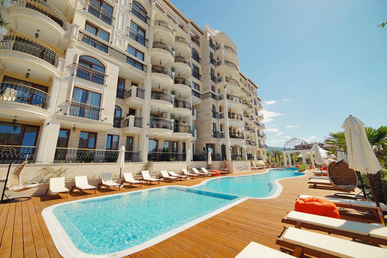 Продажа квартиры в Святом Власе в Болгарии