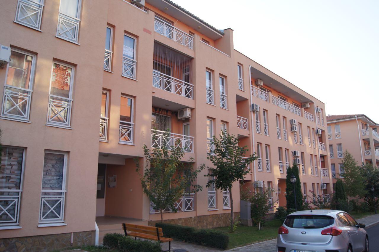 Продам 3-х комнатную квартиру в Болгарии, город Солнечный берег.