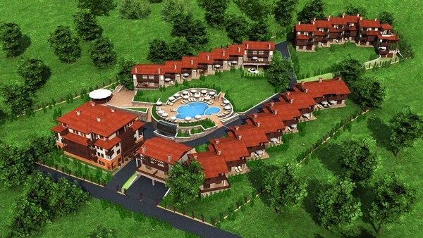 продажа Дома в Болгарии, Село Осеново находится в 17 км от Варны, и в 5 км от Кранево. площадью 200 м2. трехэтажный, с двумя выходами — во двор и в палисадник.