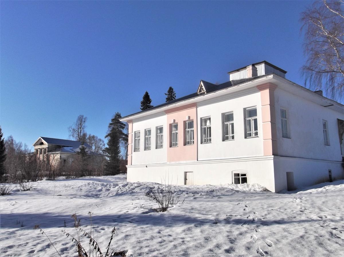 Продажа дворянского поместья в Долматово, Россия
