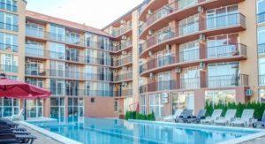 Продажа апартамента на Солнечном берегу в комплексе Sunny View South