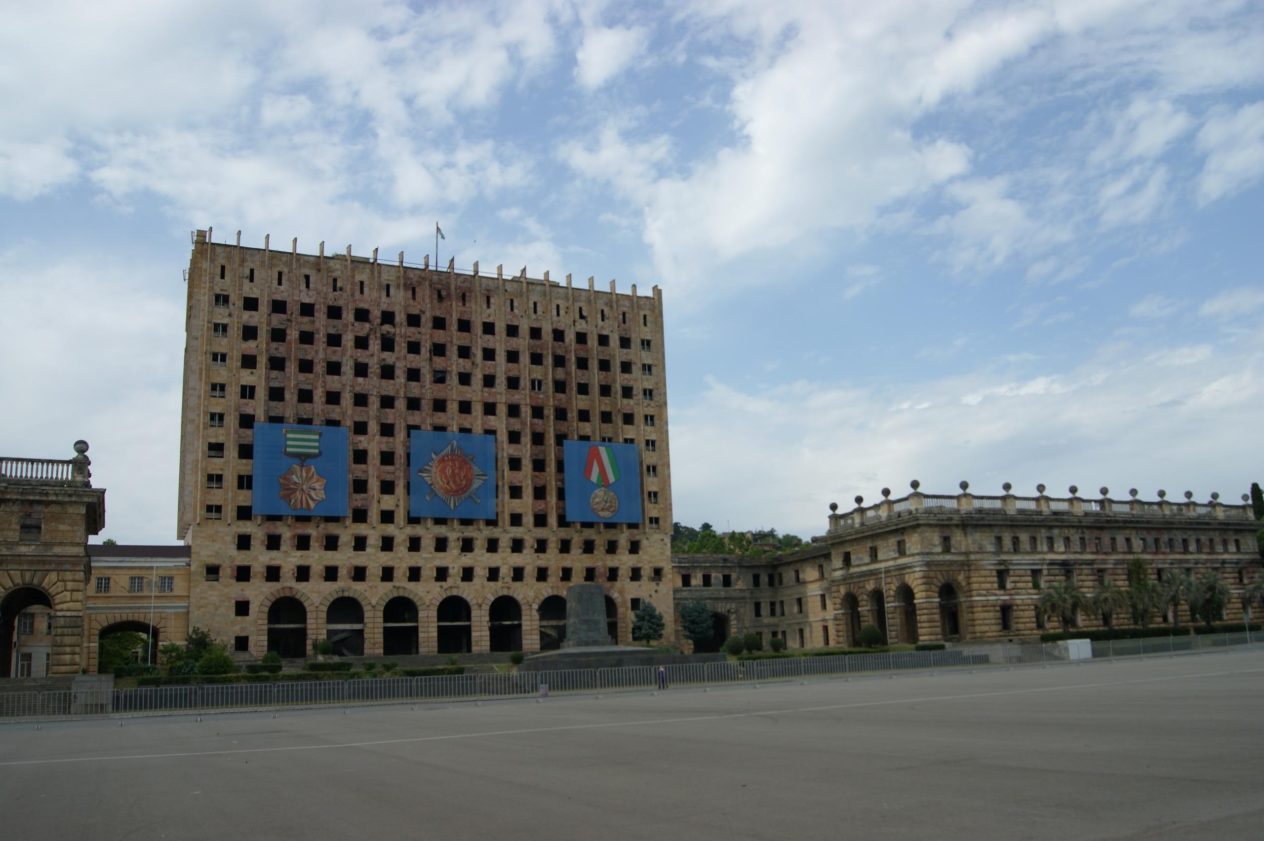 Гостеприимная страна души - Абхазия летом