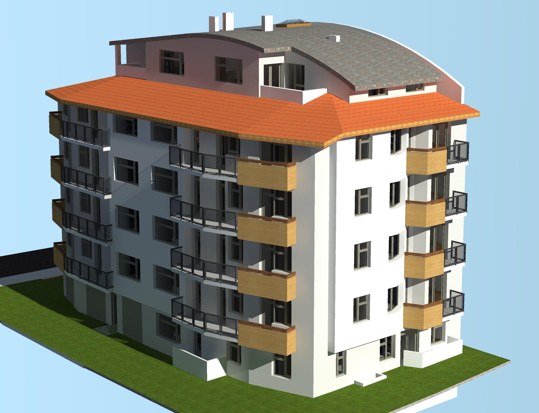 Продажа апартаментов в строящемся комплексе г. Сандански, Болгария