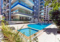 Продается квартира 3+1 в Алании, Турция, у моря