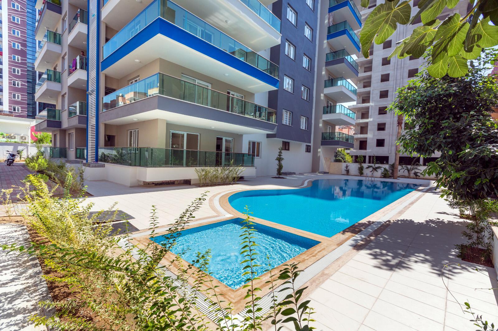 Продается квартира в Алании, Турция, у моря