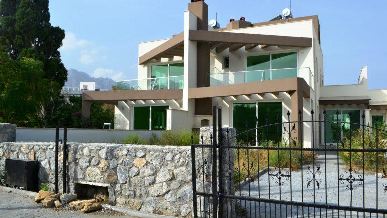 Продается вилла у моря, Северный Кипр, 155 м2