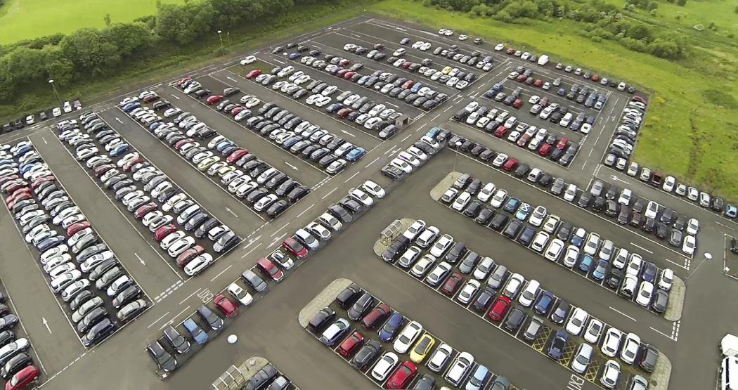 Парковки Park First при аэропортах Великобритании