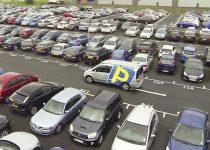 Парковки при аэропортах Великобритании
