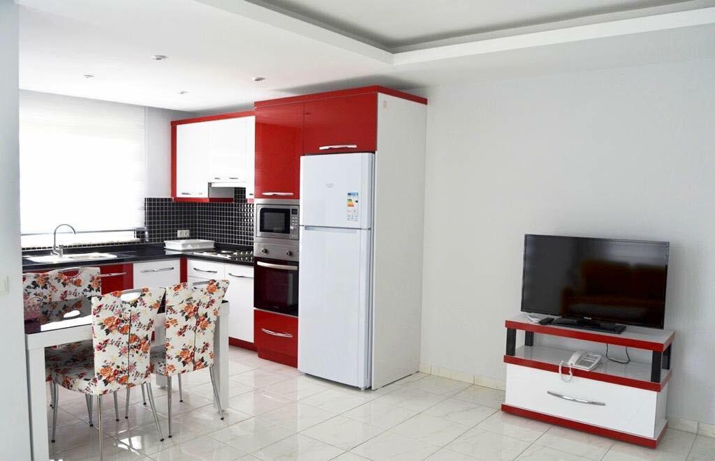 Продается квартира в Турции в Алании, в 500 м. до пляжа