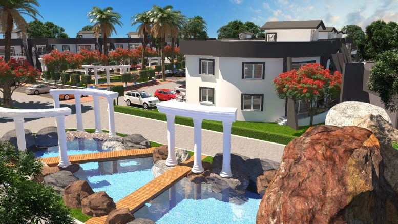 Продажа квартир на Северном Кипре на этапе строительства