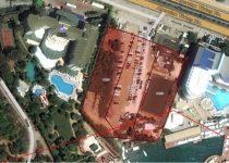 Продается земельный участок под строительство гостиничного комплекса в Турции г. Аланья