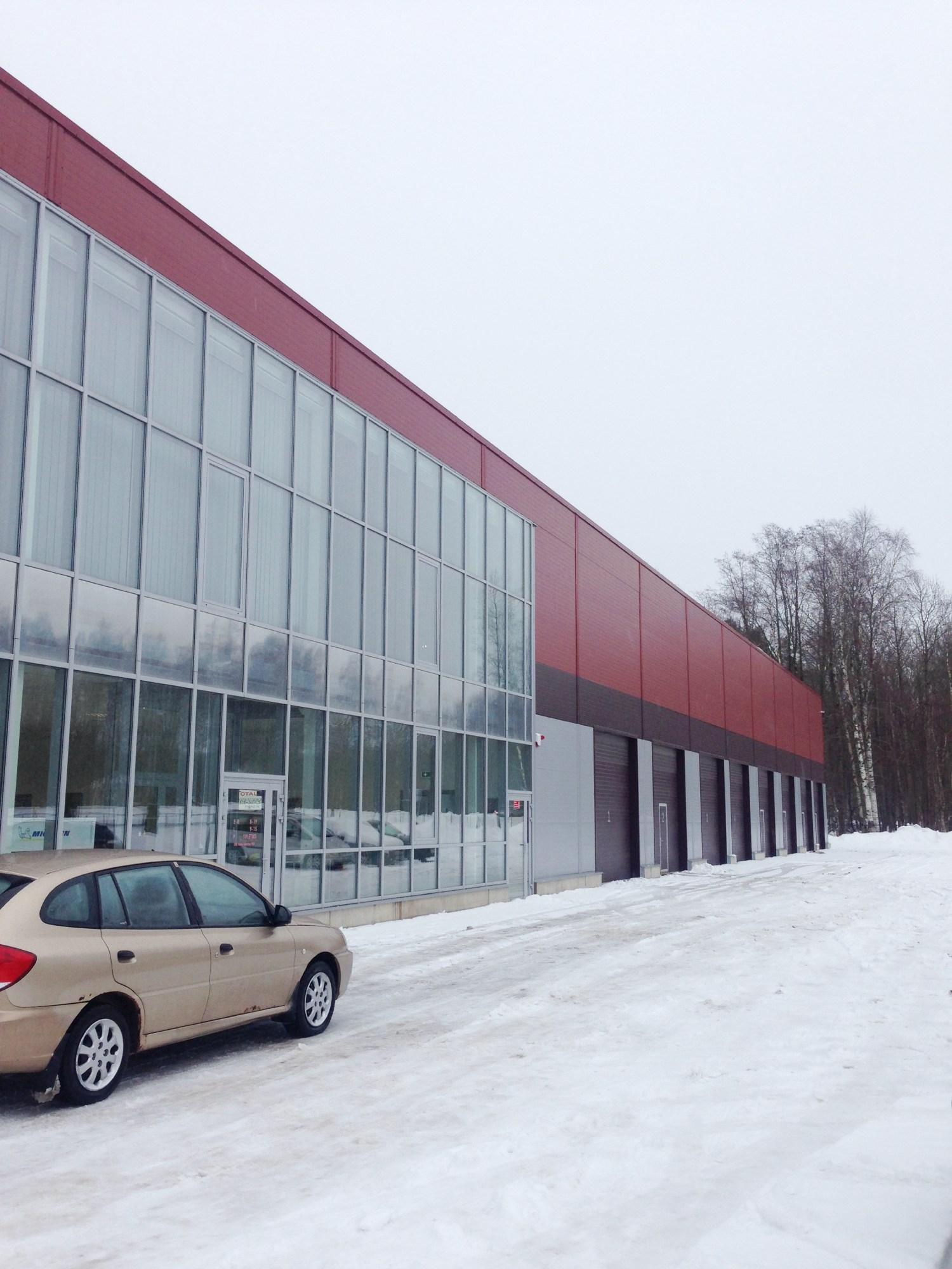Продается действующий автосервис в Эстонии