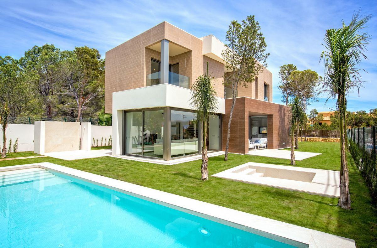 Продается дизайн-вилла в Испании