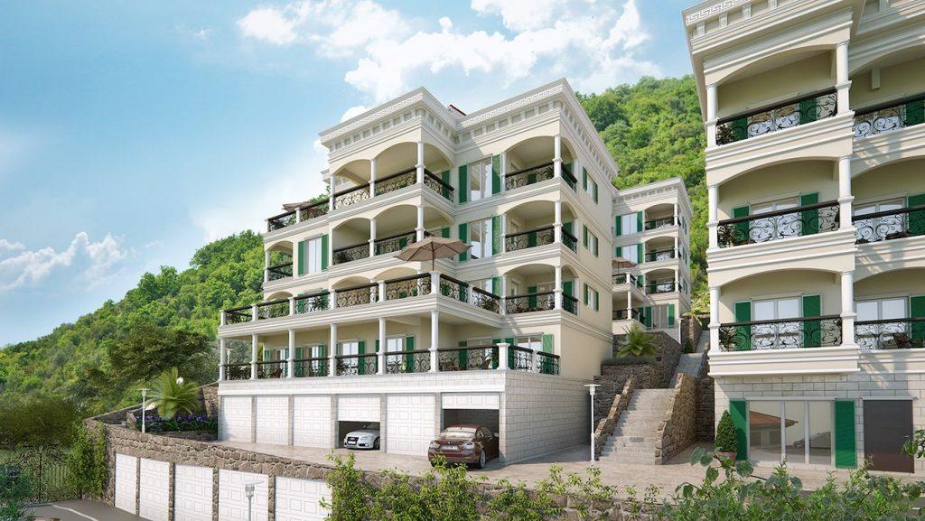 Продается квартира 114 м2 в Черногории