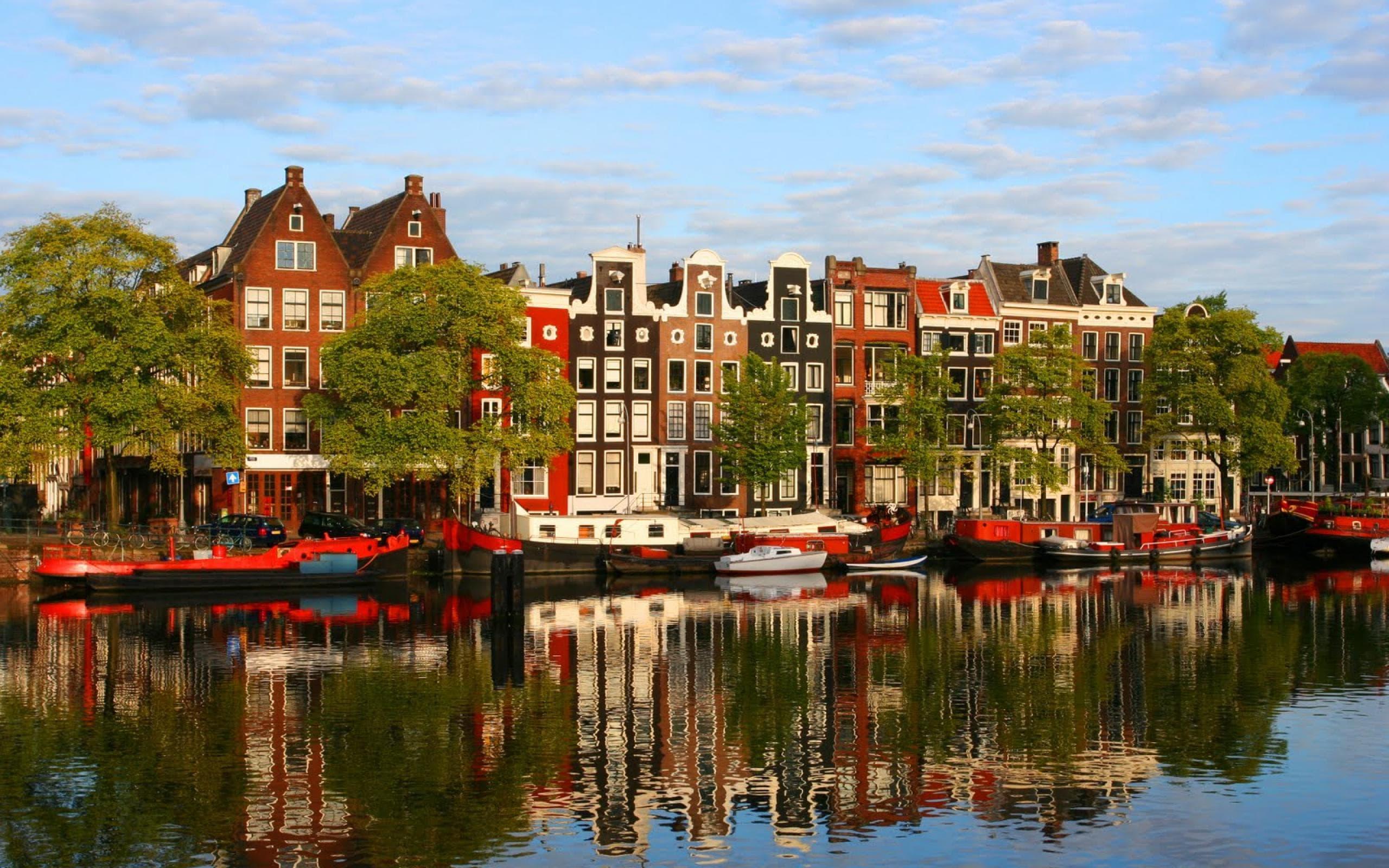 Недвижимость в Голландии