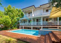 Продается дом 225 м2 с частным бассейном в Гёджек, Фетхие, Турция